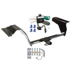 trailer tow hitch for 04 07 saturn ion trailer hitch tow receiver w wiring harness kit [ 1000 x 1000 Pixel ]