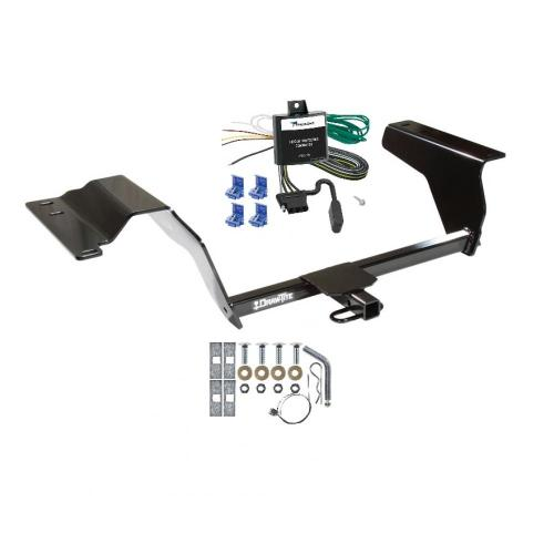 small resolution of trailer tow hitch for 04 07 saturn ion trailer hitch tow receiver w wiring harness kit