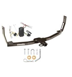 trailer tow hitch for 06 09 hyundai sonata trailer hitch tow receiver w wiring harness kit [ 1000 x 1000 Pixel ]