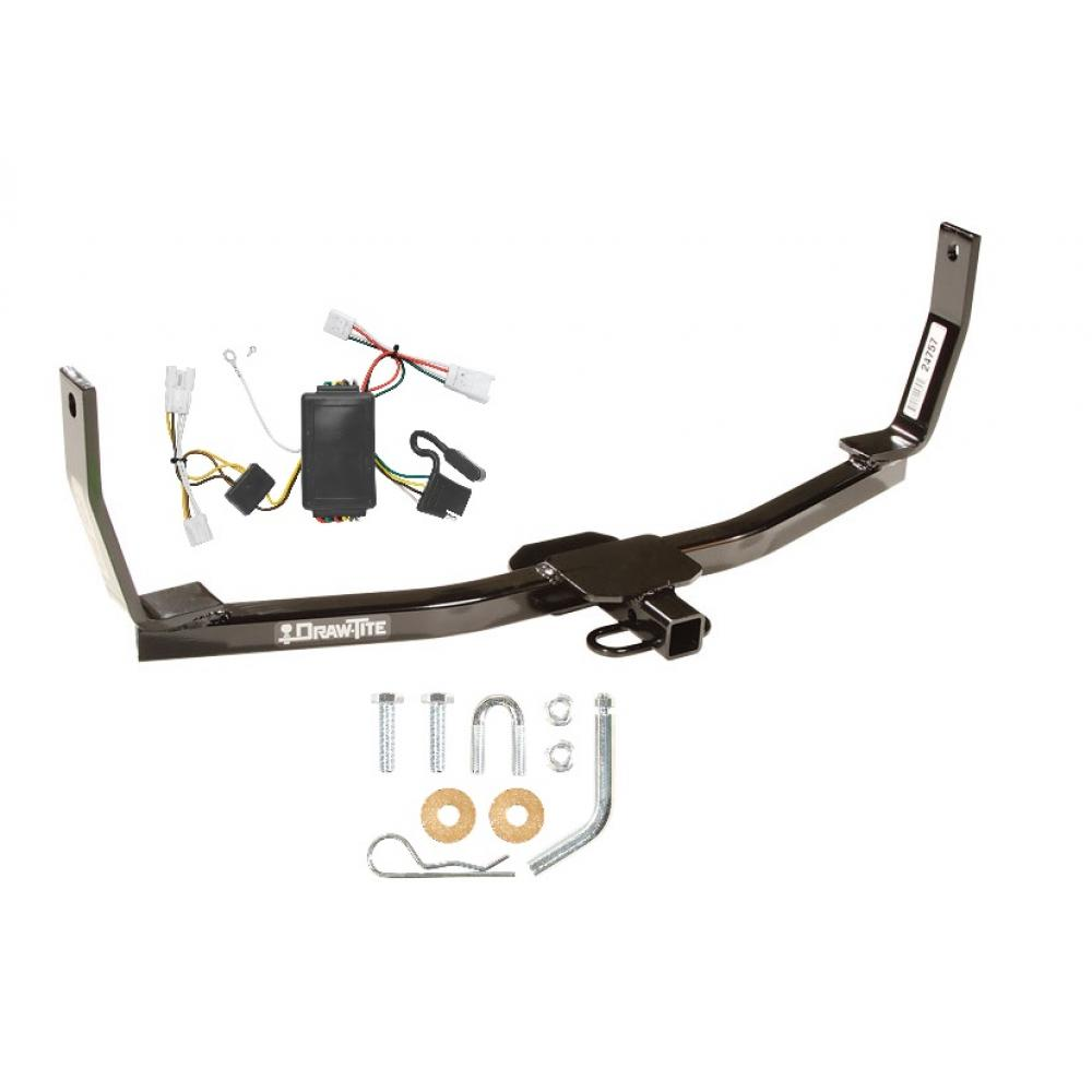 hight resolution of trailer tow hitch for 06 09 hyundai sonata trailer hitch tow receiver w wiring harness kit