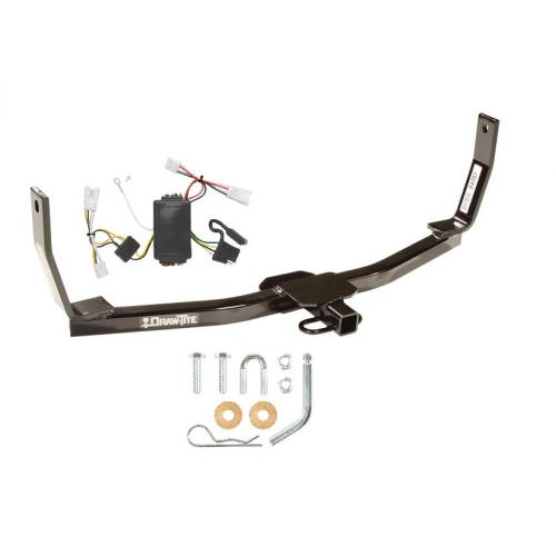 small resolution of trailer tow hitch for 06 09 hyundai sonata trailer hitch tow receiver w wiring harness kit
