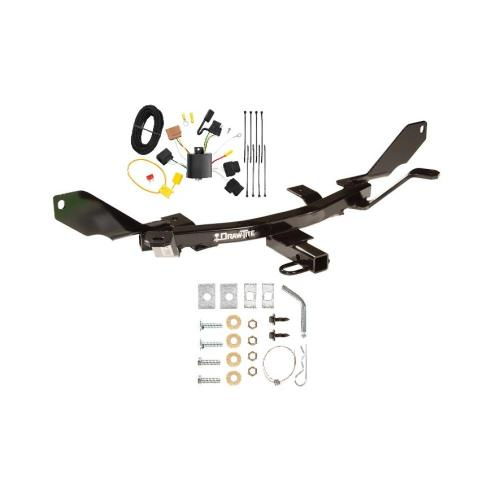 small resolution of trailer tow hitch for 06 09 ford fusion trailer hitch tow receiver w wiring harness kit