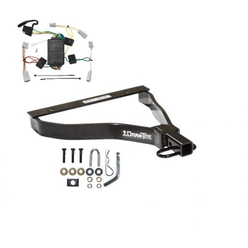 small resolution of trailer tow hitch for 07 08 honda fit trailer hitch tow receiver w wiring harness kit
