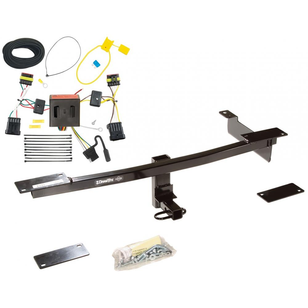 medium resolution of trailer tow hitch for 12 18 fiat 500 except abarth trailer hitch tow fiat 500 trailer wiring