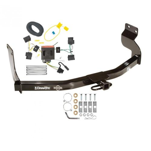 small resolution of trailer tow hitch w wiring kit for 08 12 ford escape mazda tributemazda tribute trailer wiring