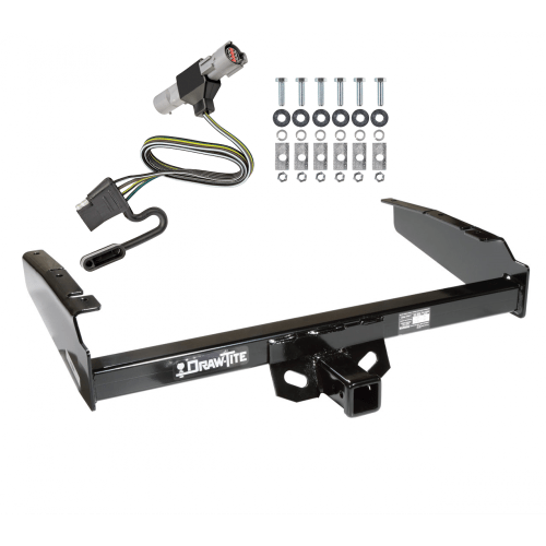 small resolution of trailer tow hitch for 87 96 ford f 150 f 250 f 250 97 f 250trailer