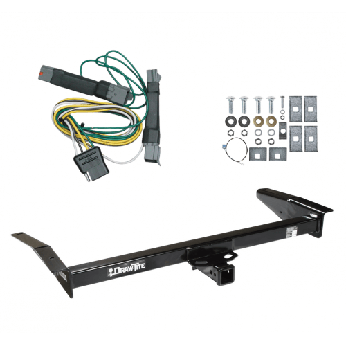 small resolution of trailer tow hitch for 92 97 ford crown victoria mercury grand marquis w wiring harness kit
