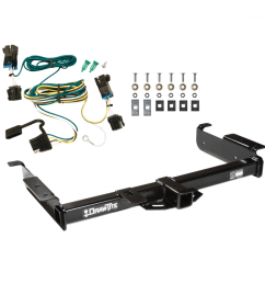 trailer tow hitch for 03 19 chevy express gmc savana 1500 2500 3500 2011 gmc acadia trailer receiver tow hitch w plugplay wiring harness [ 1000 x 1000 Pixel ]
