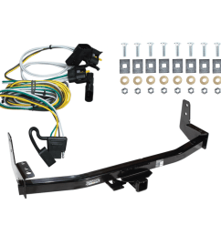 trailer tow hitch for 97 02 ford expedition lincoln navigator wtrailer tow hitch for 97 02 [ 1000 x 1000 Pixel ]