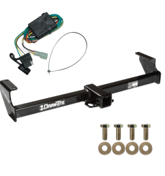 trailer tow hitch for 99 05 suzuki grand vitara chevy tracker 02 06 xl 7 w wiring harness kit [ 1000 x 1000 Pixel ]