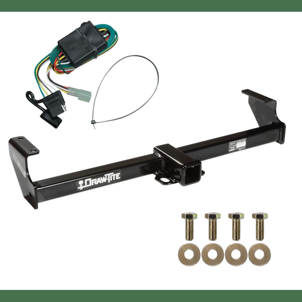 medium resolution of trailer tow hitch for 99 05 suzuki grand vitara chevy tracker 02 06 xl 7 w wiring harness kit