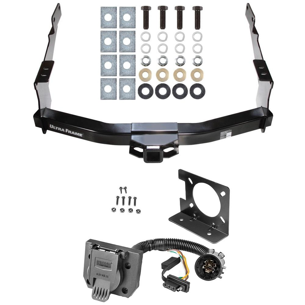 hight resolution of class 5 trailer hitch w wiring kit for 07 19 toyota tundra w factory 7 way