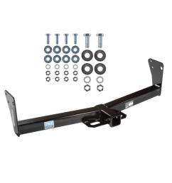 reese trailer tow hitch for 95 05 chevy blazer gmc jimmy downsize 96 01 bravada [ 1000 x 1000 Pixel ]