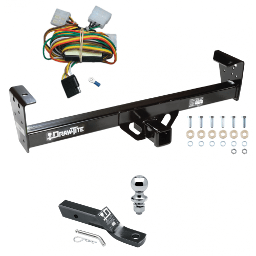 small resolution of trailer tow hitch for 92 97 isuzu rodeo 94 97 honda passport complete package w wiring