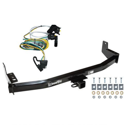 small resolution of trailer tow hitch for 97 02 ford expedition lincoln navigator w wiring harness kit