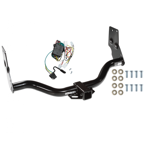 small resolution of trailer tow hitch for 96 04 nissan pathfinder 97 03 infiniti qx4 w wiring harness kit