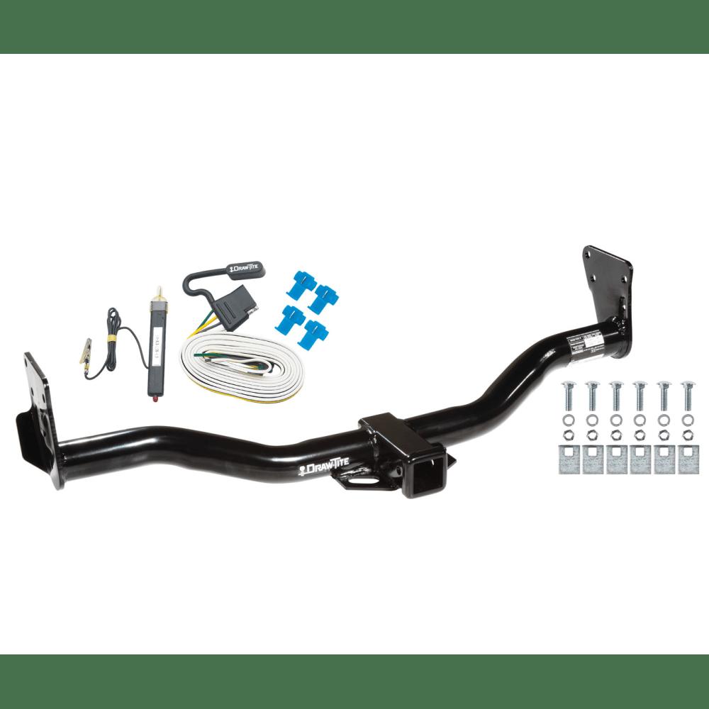 medium resolution of trailer tow hitch for 95 05 chevy blazer trailblazer gmc jimmy bravada w wiring harness kit