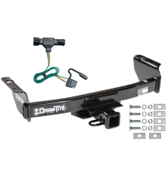 trailer tow hitch for 86 92 ford ranger except gt w wiring harness kit1992 ford ranger [ 1000 x 1000 Pixel ]