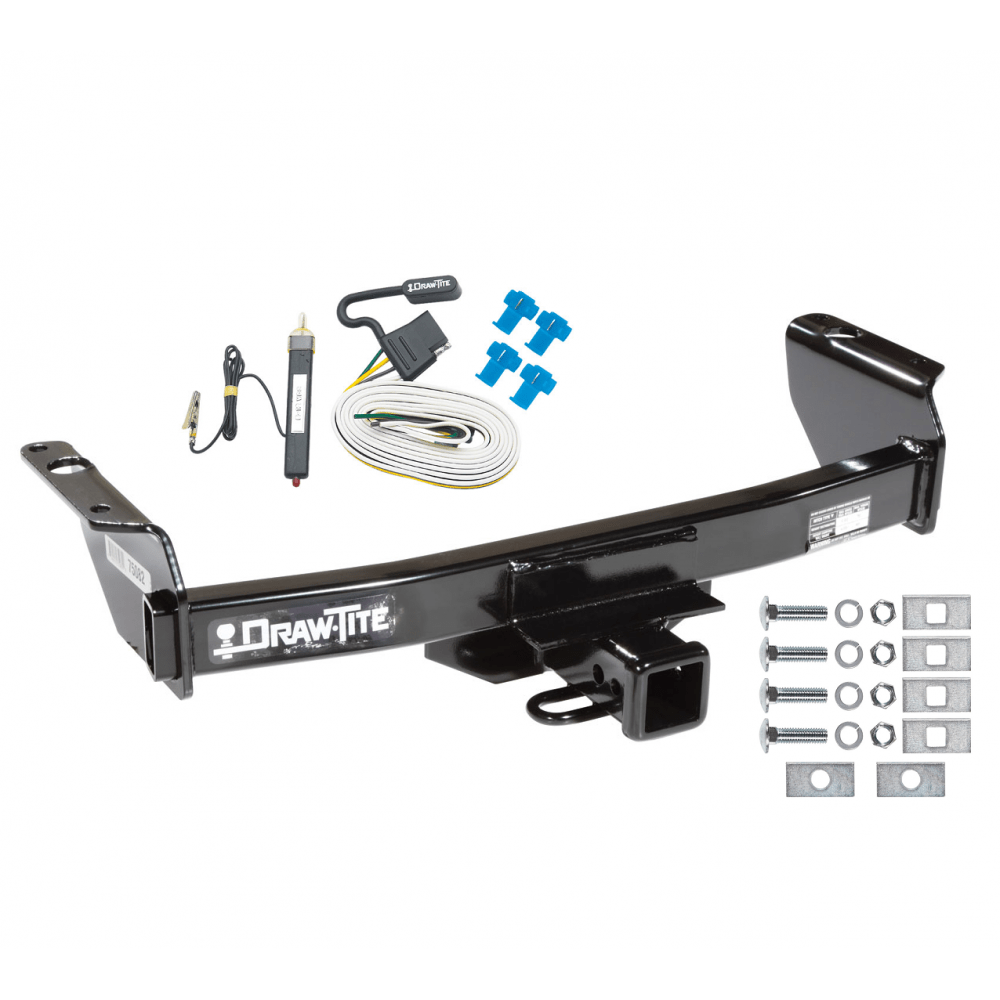 hight resolution of trailer tow hitch for 04 11 ford ranger w wiring harness kit