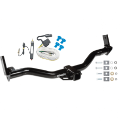 trailer tow hitch for 91 94 ford explorer mazda navajo w wiring harness kit [ 1000 x 1000 Pixel ]