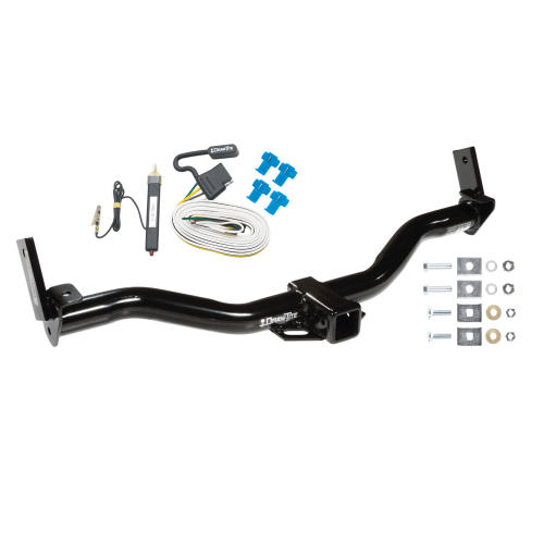 small resolution of trailer tow hitch for 91 94 ford explorer mazda navajo w wiring harness kit