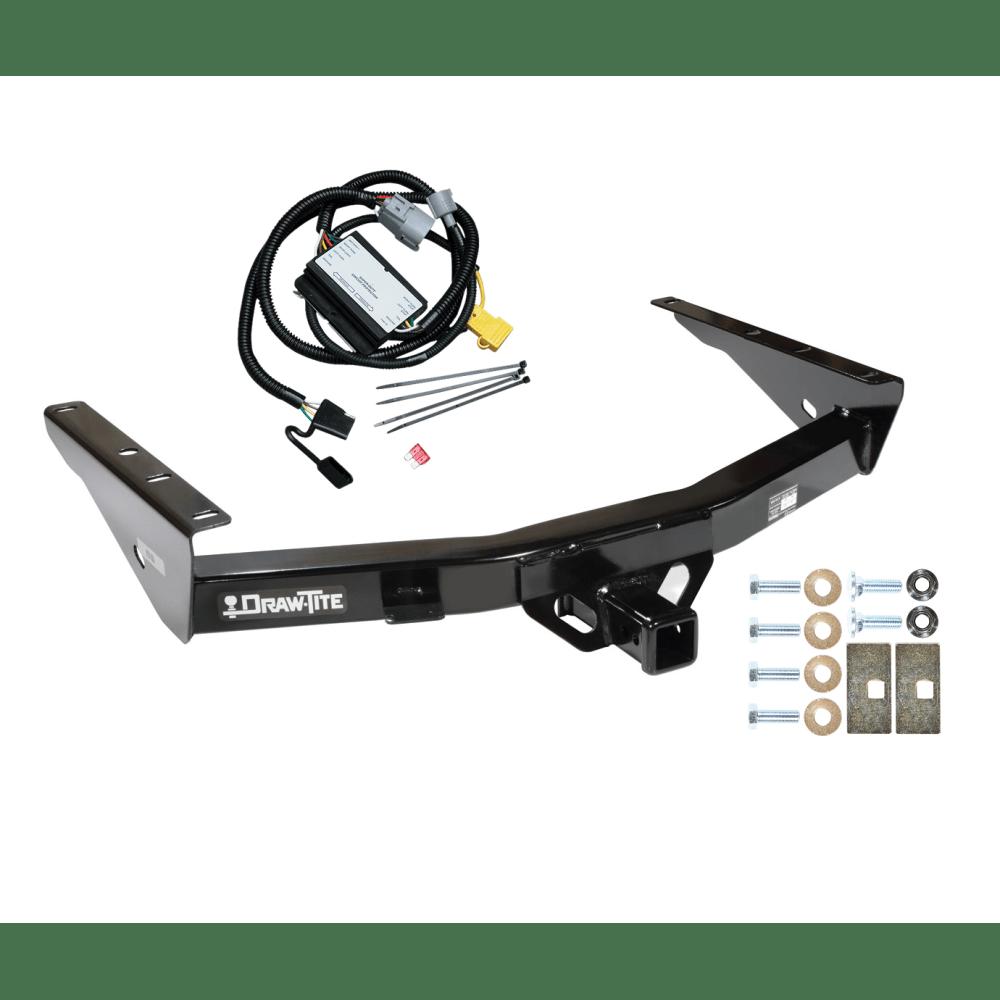 2002 Toyota Tundra Trailer Wiring Kit Suspensionconnectioncom