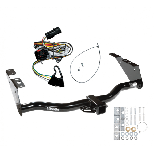 small resolution of trailer tow hitch for 01 03 chrysler town country voyager dodge grand caravan w wiring harness kit