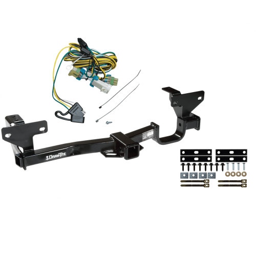 small resolution of trailer tow hitch for 02 07 buick rendezvous w wiring harness kit 2003 buick rendezvous tone vehicle wiring harness with 4pole flat