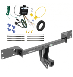 trailer tow hitch for 15 19 mercedes benz gla250 w wiring harness kit mercedes benz trailer hitch wiring harness [ 1000 x 1000 Pixel ]