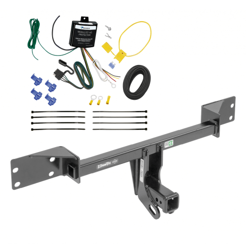 small resolution of trailer tow hitch for 15 19 mercedes benz gla250 w wiring harness kit mercedes benz trailer hitch wiring harness