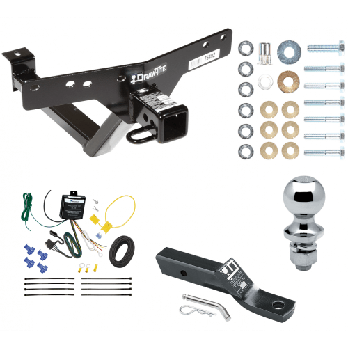 small resolution of trailer tow hitch for 00 06 bmw x5 complete package w wiring and 1 7 8 ball