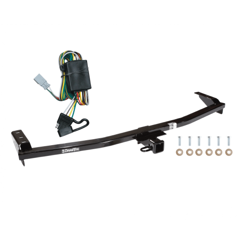 small resolution of trailer tow hitch for 03 08 honda pilot 01 06 acura mdx w wiring
