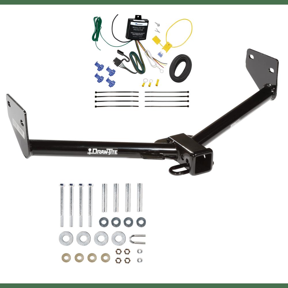 medium resolution of trailer tow hitch for 05 06 honda element w wiring harness kit honda element wiring harness trailer hitch