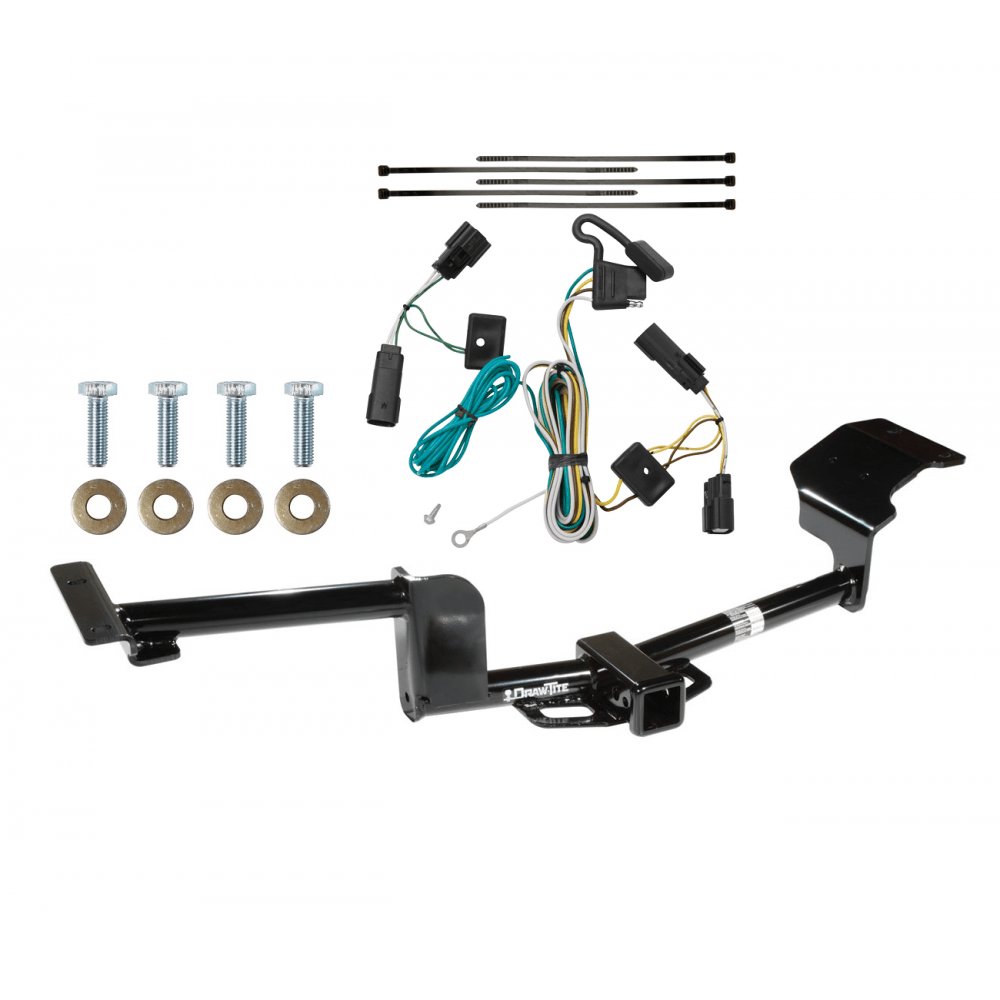 hight resolution of trailer tow hitch for 09 20 ford flex w wiring harness kit 2009 ford flex trailer hitch wiring harness ford flex trailer wiring harness