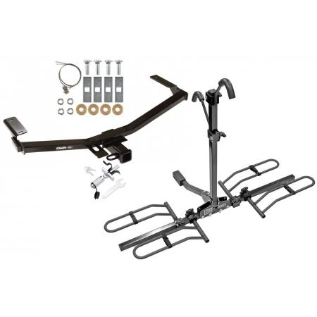 Trailer Tow Hitch For 11-14 Ford Edge Sport Platform Style