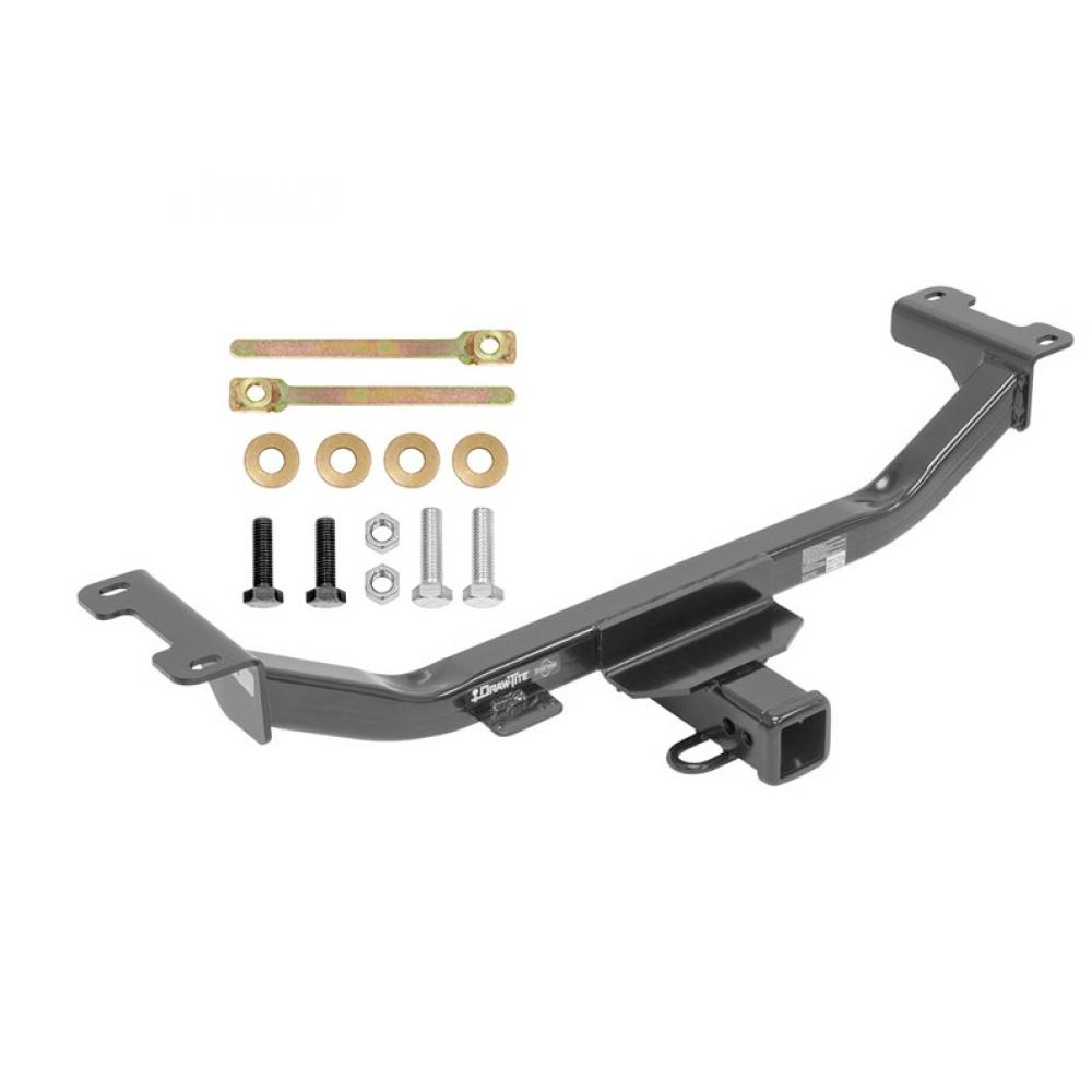 hight resolution of trailer tow hitch for 10 18 acura rdx all styles class 3 2