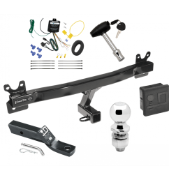 trailer tow hitch for 11 13 volvo s60 sedan deluxe package wiring 2 ball and lock [ 1000 x 1000 Pixel ]