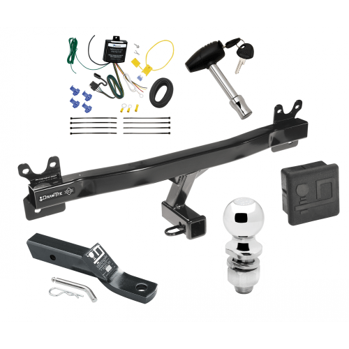 small resolution of trailer tow hitch for 11 13 volvo s60 sedan deluxe package wiring 2 ball and lock