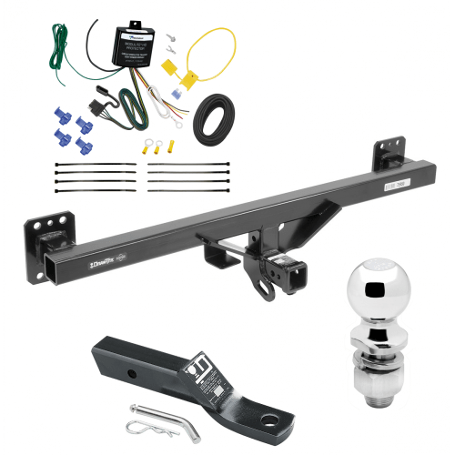 small resolution of trailer tow hitch for 07 16 audi q7 11 17 porsche cayenne complete package w wiring