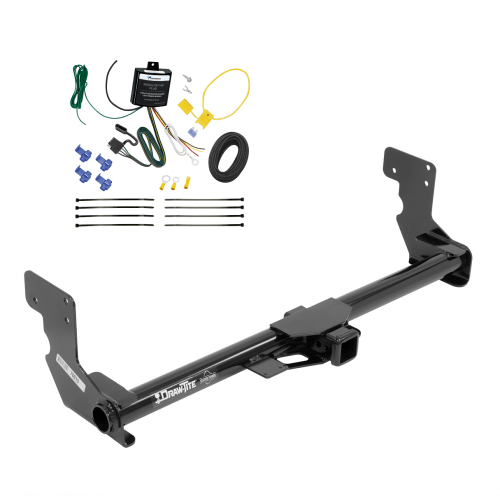 small resolution of trailer tow hitch for 16 17 mercedes benz metris w wiring harness kit mercedes benz trailer hitch wiring harness