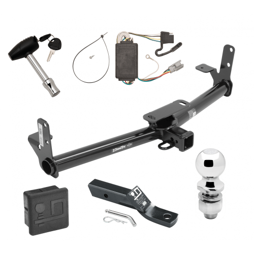 small resolution of trailer tow hitch for 05 06 chevy equinox 06 pontiac torrent deluxe package wiring 2 ball