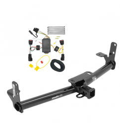 trailer tow hitch for 10 17 chevy equinox gmc terrain w wiring harness kit [ 1000 x 1000 Pixel ]