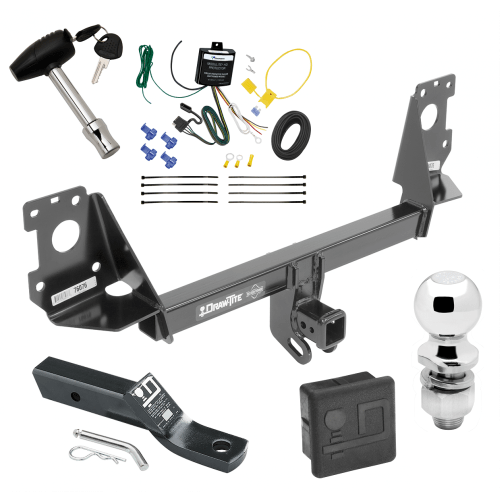 small resolution of trailer tow hitch for 17 19 audi q7 deluxe package wiring 2 ball and lock