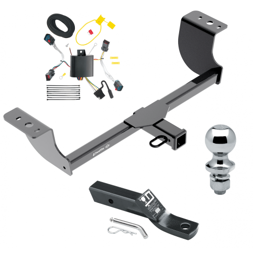 small resolution of trailer tow hitch for 11 14 chrysler 300 complete package w wiring and 1 7 8 ball