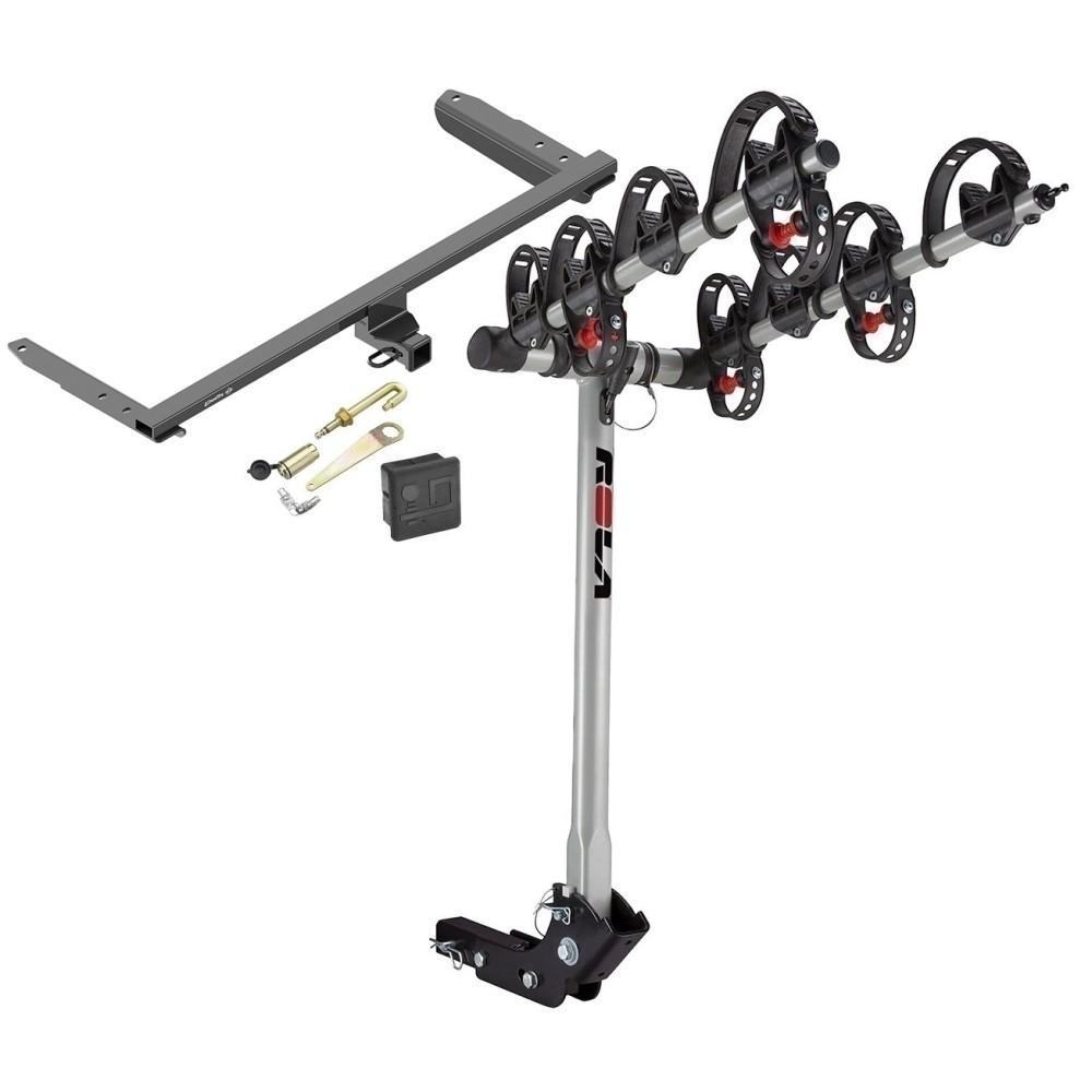 Trailer Tow Hitch For 18-19 Honda Odyssey 4 Bike Rack w