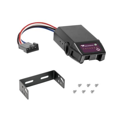 Electric Brake Trailer Wiring Diagram