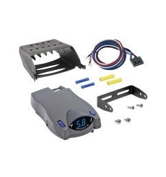 tekonsha prodigy p2 electric brake controller control module trailer brakes towing kit box system truck car  [ 1000 x 1000 Pixel ]