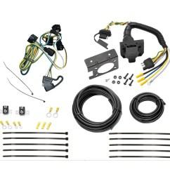95 02 dodge ram 1500 2500 3500 95 03 dakota 7 way rv trailer wiring plug  [ 1000 x 1000 Pixel ]