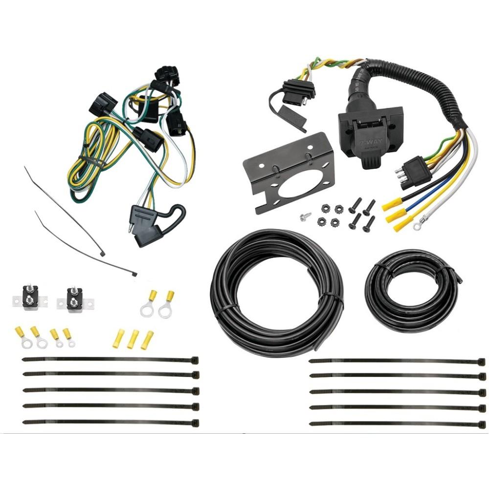 hight resolution of 95 02 dodge ram 1500 2500 3500 95 03 dakota 7 way rv trailer wiring plug