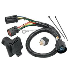 7 way rv trailer wiring harness kit for 2004 ford f 150 w factory 4 flat2004 [ 1000 x 1000 Pixel ]